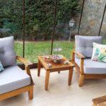 Dış Mekan Mobilya Kumaşları - Bahçe Mobilya Kumaşları